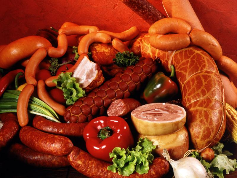 Кременчугмясо уменьшило производство колбасных изделий на 7,5%